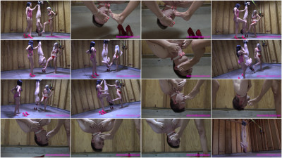 Upside Down Foot Freak