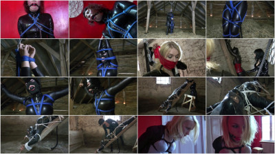 Bondage Latex Girls Video Collection 4