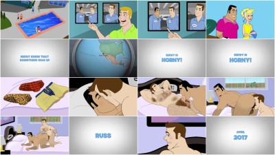Animan — What's New, Drippin' Man? — Drippin« Man»s Part 2
