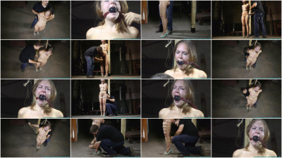 HD Bdsm Sex Videos I Try Out My New M0Co Jute and Hood on Rachel Part 1
