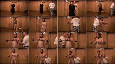 Toaxxx - Tit Slave Casting Part 1