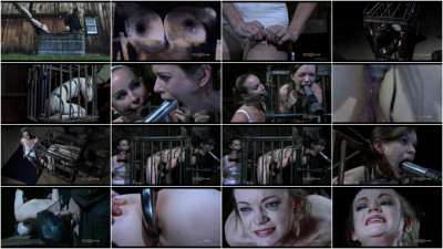 Renderfiend - Hazel Hypnotic - Hybristophilia: The Gallery episode 3 1080p