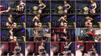 Mistress T Video Collection Part 31