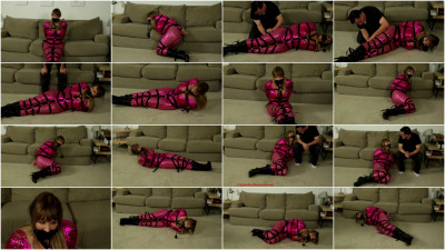 Jamie Knotts - Pump Gagged, Catsuits, Boots And Straps!