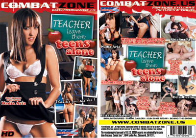 Download Combat Zone - Teacher Leave Them Teens Alone vol1 (2010)