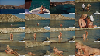Kendra Sunderland — An American in Greece FullHD 1080p
