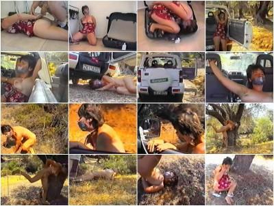 Slave Kirsten Torture - Breast Torture 11