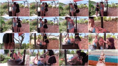 Another Hard Bondage Challenge For Rachel Adams