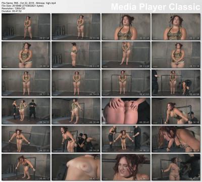 Bottomless Mimosa Part 1 , Mimosa - HD 720p