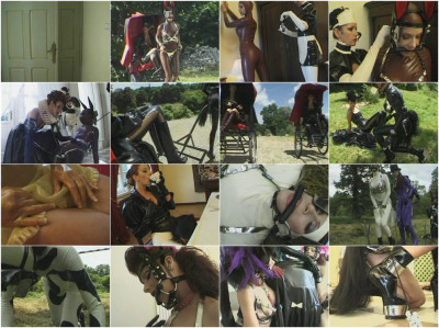 Ponygirls Part 1