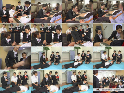 Asian Airlines — Handjob Training