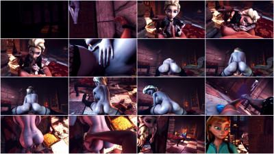 The Queen\\\'s Secret ~Elsa Froze