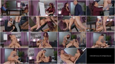 Monique Alexander — Remote Controlled Boss HD 720p