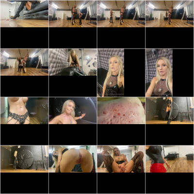 Lady Dark Angel Video Collection (2017-2021) Part 1