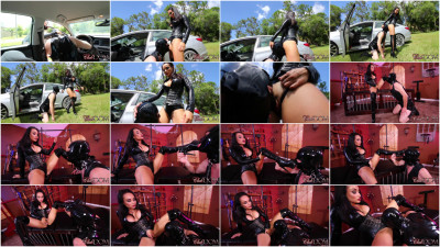 Forced To Worship Mistress Crystal Rush