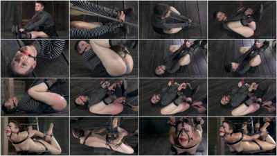 step extreme tit watch (IR - Apr 18, 2014 - Hazel Hypnotic and Cyd Black - Stuck in Bondage - HD).