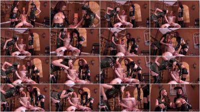 Mistress Isobel and Mistress Raven-Surprise Sucker Punch (2016)