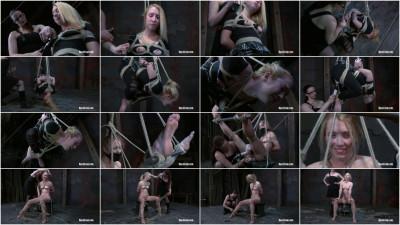 White Silk - Nicki Blue and Claire Adams - HD 720p