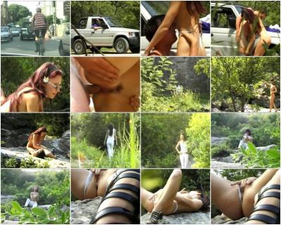 Outdoor sex frenzy