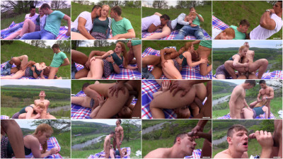 BiMaxx — Great Bisex Time with Sweet Redhead