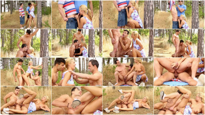 Three Little Bisexuals Lost In The Woods - large, deep, other...