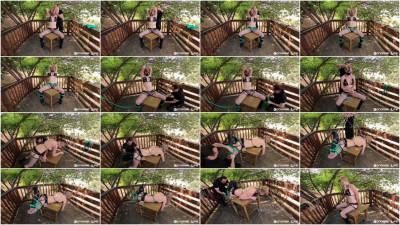 Rachel Greyhound - Tied On Deck