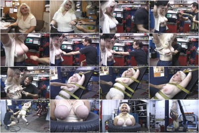 Extreme Tit Torment 2: Liz hi
