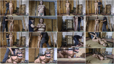 Futile Struggles - Courtney's Strict Hogtie