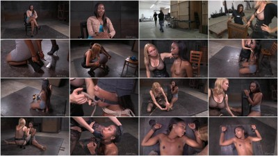 Chanell Heart The Curious Reporter (bdsm, one, humiliation, tit)