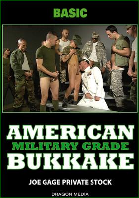 American Bukkake Military Grade