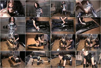 IntoTheAttic-Shiny, Black Latex(Zayda J,BDSM,Bondage,WMV,size 841.0 MB)