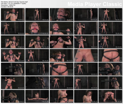 Ass Trauma - Rain DeGrey - HD 720p (style, spank, file, thin, media video)