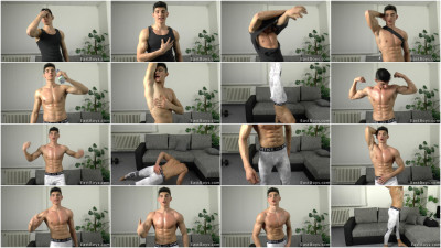 EBoys — Workout and Flex — Jared Shaw