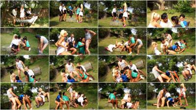 Zuzana Z, Alex, Victoria Puppy, Kirsten Plant, Nicolette 2017 (pissing in action, lezz, show, gang)
