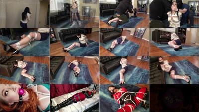 Cassandra Cain - Captured Sex Slave Experiment