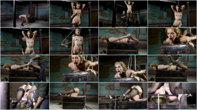Slave Position Training For Ariel Anderssen
