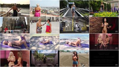 Nude women reporting