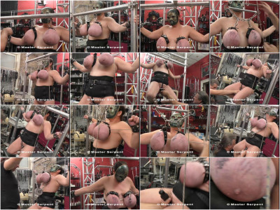 Torture Galaxy video of Model Juggs Video Part juV69