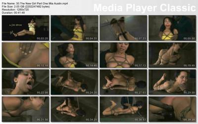 Mia Austin- The New Girl Part One