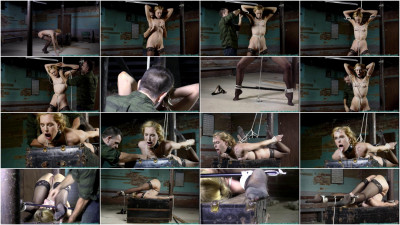 Ariel Anderssen - Slave Position Training For Ariel Anderssen