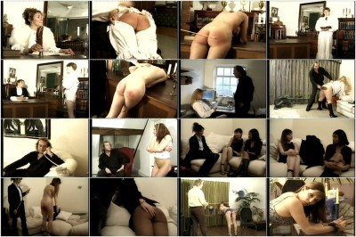 [California Star Productions]English Punishment Series - Volume 25(Spanking/size 835.9 MB)