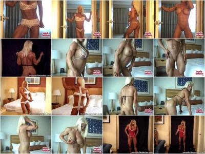 Melissa Dettwiller — Muscle Fantasies