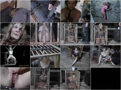 Caged Cumslut Part One | Melody