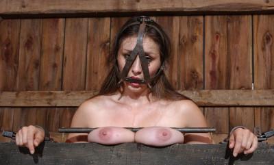 Best BDSM with hot brunette
