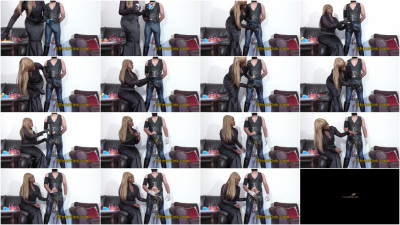 Ava Puts Food In Your Pants. Starring Mistress Ava Black
