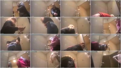 Hidden Camera In The Student Toilet - Vol. 13 - HD 720p