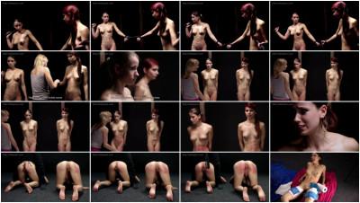 EP - Nancy vs Anette - The Fight HD 2014