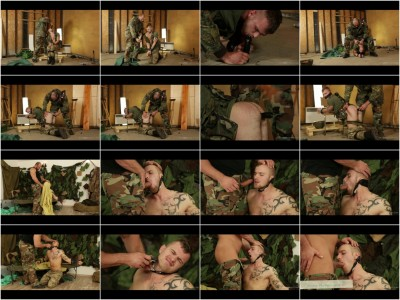 Gay War Games - Soldier Matthew 2 (Matthew, Jerome)