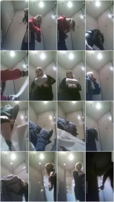 Hidden Camera In The Student Toilet — Vol. 12