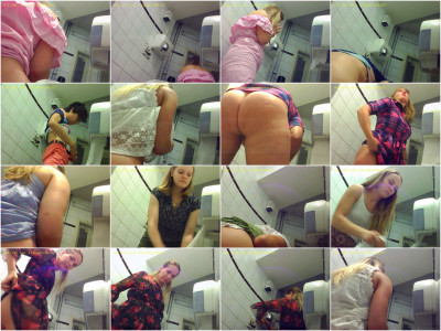 Student toilet compilation Part Eight (2018)